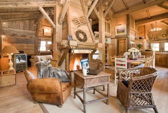 CHAMONIX MONT-BLANC  - Maison  5 Chambres - picture 3
